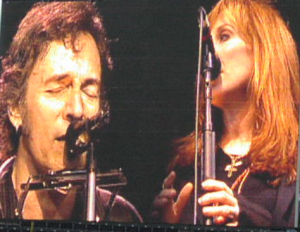 Bruce Springsteen Rising Tour at Crystal Palace 2003.