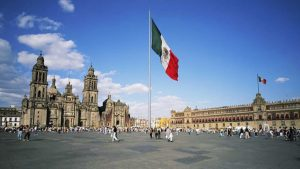 Holiday in Mexico City – Part 1.