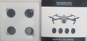 Sandmarc offer a great set of ND Filters for my DJI Mavic Pro drone.