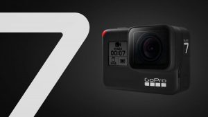 GoPro Hero 7 Black is an awesome action camera.